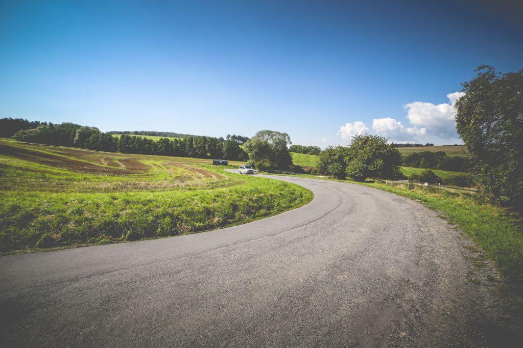 Droga na Morawy