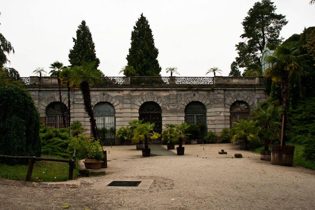 Lednicka oranżeria pałacowa